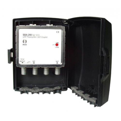 Ενισχυτής ιστού UHF+SAT COMBINER SBA-290 IKUSI