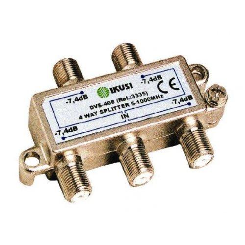 Διακλαδωτής 1->4 DVS-408 IKUSI