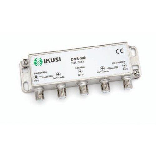 Combiner TV-IF Double DMS-300 IKUSI
