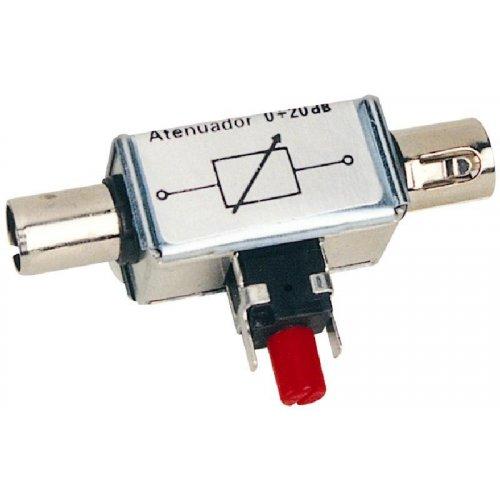 Εξασθενητής ρυθμιζόμενος 0-20DB AV-020 IKUSI