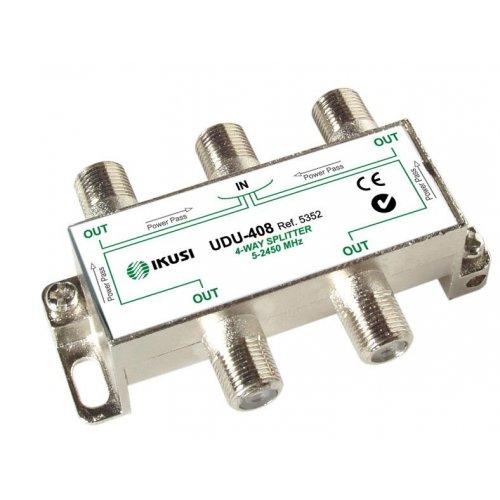 Διακλαδωτής 1->4 UDU-408 IKUSI