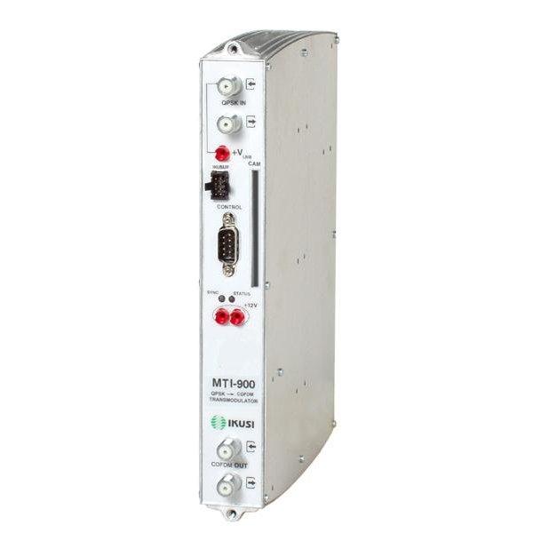 Transmodulator DVB-S/S2 -> COFDM MTI-900 IKUSI