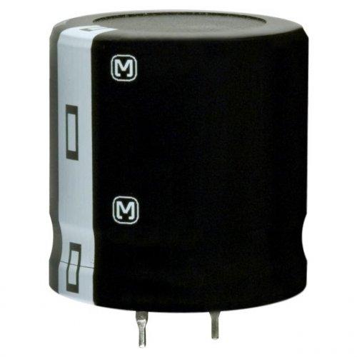 Πυκνωτής ηλεκτρολυτικός SK63V100μF 85*C 10x12.5mm LELON