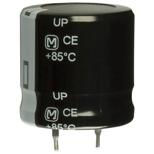 Πυκνωτής ηλεκτρολυτικός SK100V4,7μF 85*C LELON