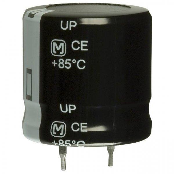Πυκνωτής ηλεκτρολυτικός LPW400V100μF SNAP 85*C 22x40mm LELON