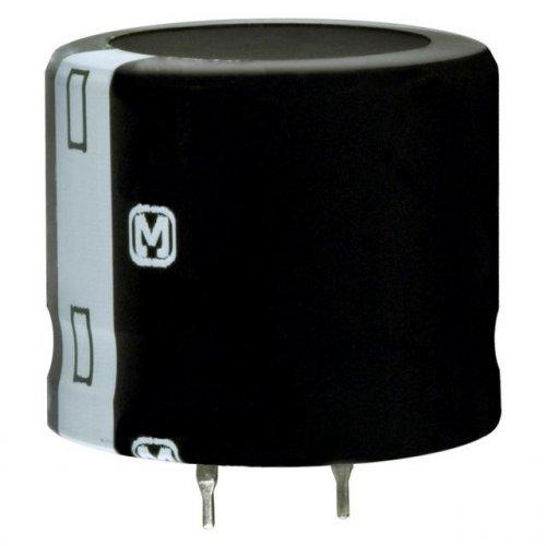 Πυκνωτής ηλεκτρολυτικός SK63V1μF 85*C 5x11mm LELON