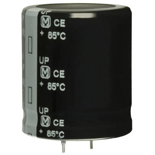 Πυκνωτής ηλεκτρολυτικός LPW400V220μF SNAP 85*C 22x40mm LELON