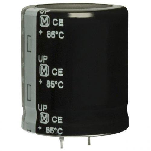 Πυκνωτής ηλεκτρολυτικός SK25V100μF 85*C 6.3x11mm LELON