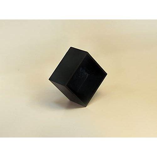Κουτί πλαστικό IP65 70.5x50.5x35mm μαύρο G705035B+G705020L Gainta
