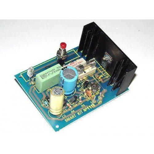 Χρονοδιακόπτης με Τriac 0-10 min 1118 Smart Kit