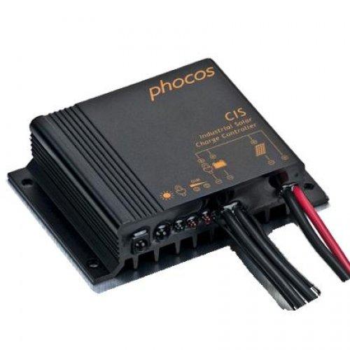 Ρυθμιστής φόρτισης 12V-24V 5Α IP68 CIS-05-1.0 PHOCOS