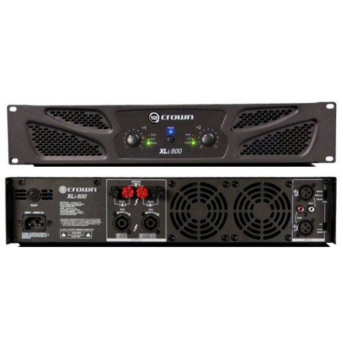 Ενισχυτής ήχου τελικός PA 2x300W XLI-800 CROWN