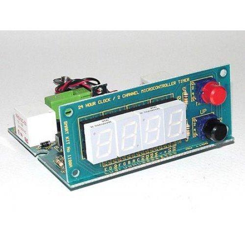 Ψηφιακό ρολόι με 2 εξόδους 1180