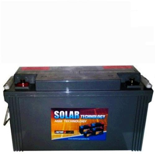 Μπαταρία 12V 120Ah μολύβδου solar βαθιάς εκφόρτισης DAB12-120Sol Dyno Europe