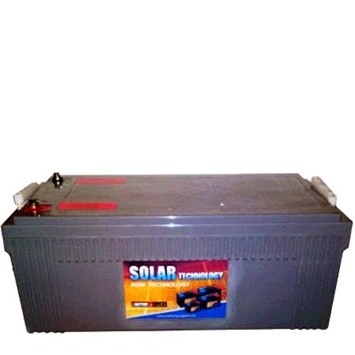 Μπαταρία 12V 200Ah μολύβδου solar βαθιάς εκφόρτισης DAB12-200Sol Dyno Europe