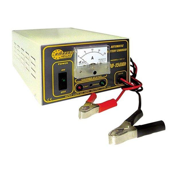 Φορτιστής μπαταριών μολύβδου 24V 2A 24C2