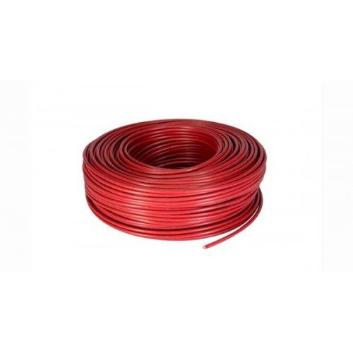Καλώδιο solar 1 x 6mm κόκκινο ZZ-F
