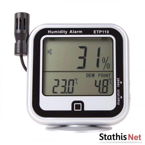 Θερμόμετρο ψηφιακό ETP-110 E-Sun