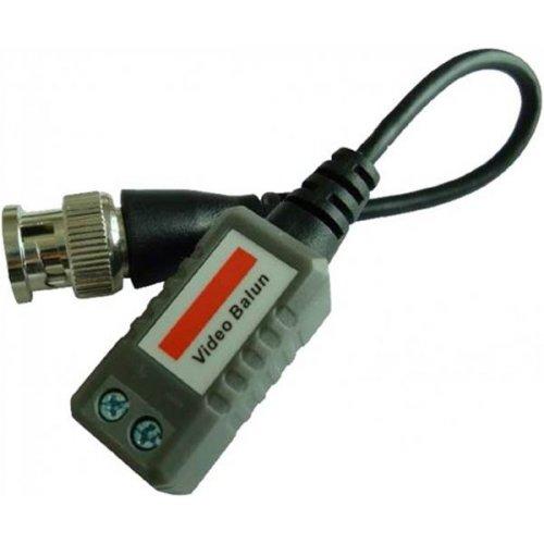 Video balun-converter BNC VDB-101C REALSAFE