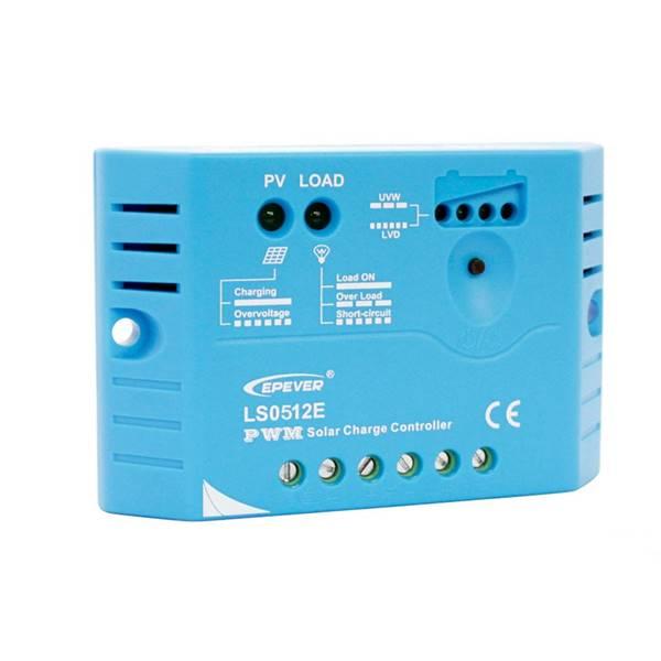 Ρυθμιστής φόρτισης 12V 5A LS0512E EPSOLAR