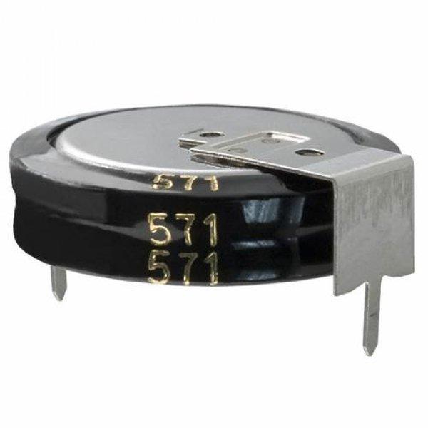 Πυκνωτής μπαταρία back up 1F 5.5V EEC-S5R5H105 Panasonic