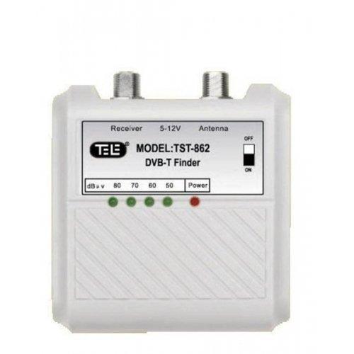 Ανιχνευτής επίγειου ψηφιακού σήματος DVB-T  TST-862