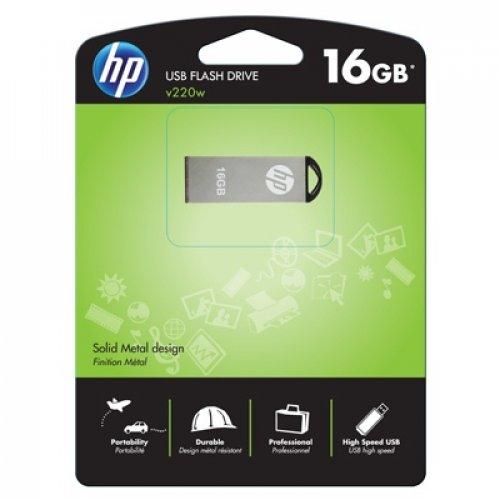 USB flash drive 16GB HP V220W Solid