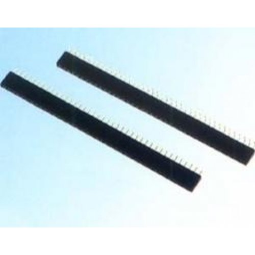 Pins θηλυκά διπλά ίσια PND-2X40
