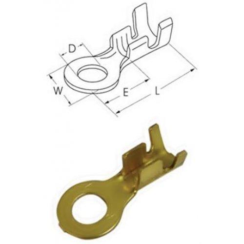 Ακροδέκτης οπής γυμνός 5.3-2.5mm (6855451) CYI