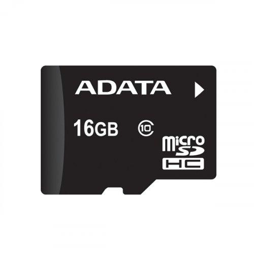 Κάρτα μνήμης SDHC 16GB MICRO CLASS 10 ADATA