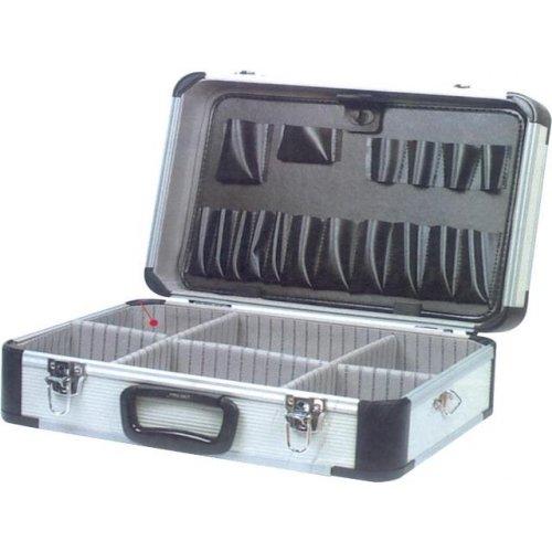 Βαλίτσα εργαλείων αλουμίνιου PVC 460x340x165mm N-165-03 Lancom
