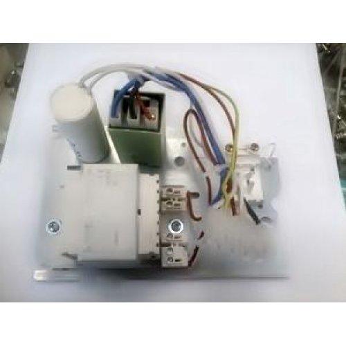 Ballast νατρίου λαμπτήρα 70W 1A KIT lanzini olympia 3