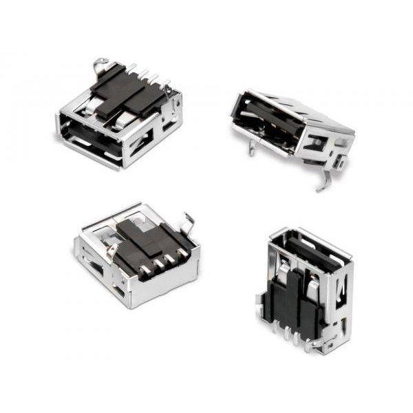 Κονέκτορας USB θηλυκό type A WR-COM SMT Wurth Electronics