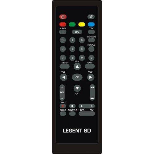 Τηλεχειριστήριο  DVB-T legent SD