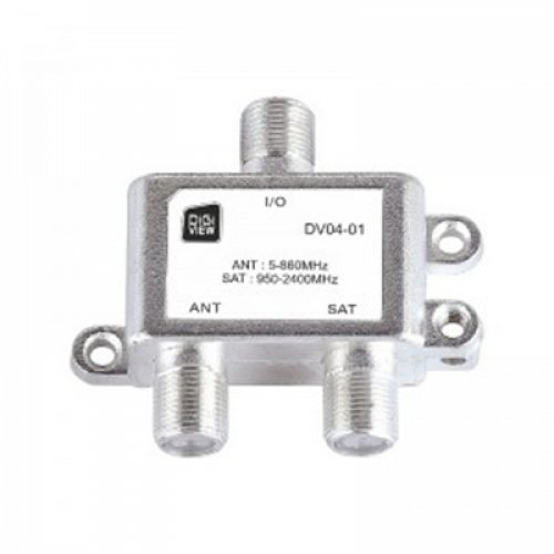 Μίκτης VHF+UHF-SAT DV04-01 Digiview