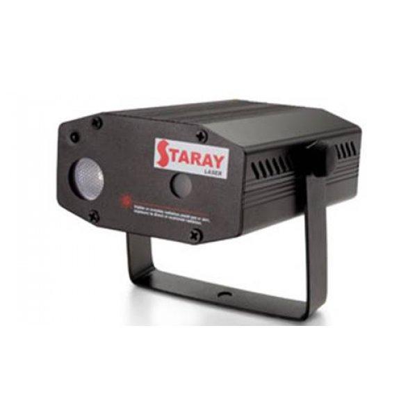 Φωτιστικό Star Laser RGY+BLUE LED SM-15 STARAY
