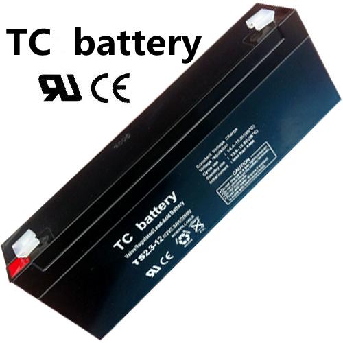 Μπαταρία 12V 2.3Ah μολύβδου TS2.3-12 TC Battery