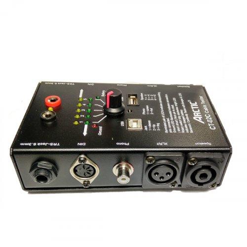 Ανιχνευτής - Tester καλωδίων AUDIO CT-02B  Arctic