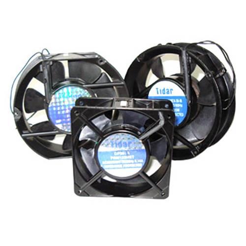 Ανεμιστήρας 230V AC 172x150x50mm RQA17215050 ρουλεμάν TIDAR