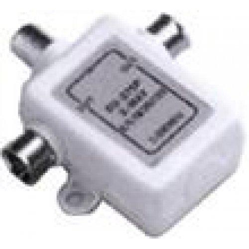 Διακλαδωτής 75Ω 1->2 DK-720