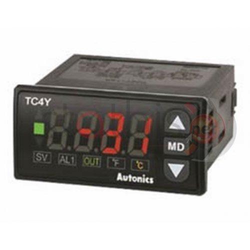 Ελεγκτής θερμοκρασίας ψηφιακός 72χ36 με ειδοποιηση TC4Y-14R AUTONICS