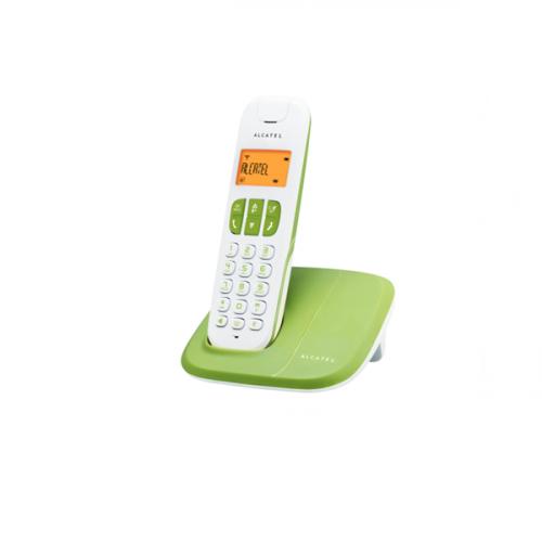 Τηλέφωνο ασύρματο πράσινο Delta 180 Alcatel