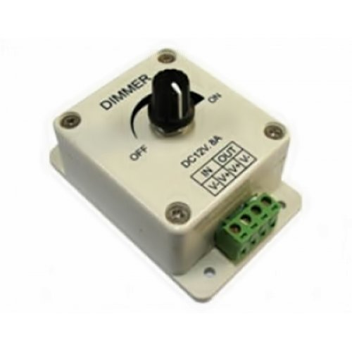 CONTROLLER DIMMER FOR LED STRIP DC 12V 90W 7.5A