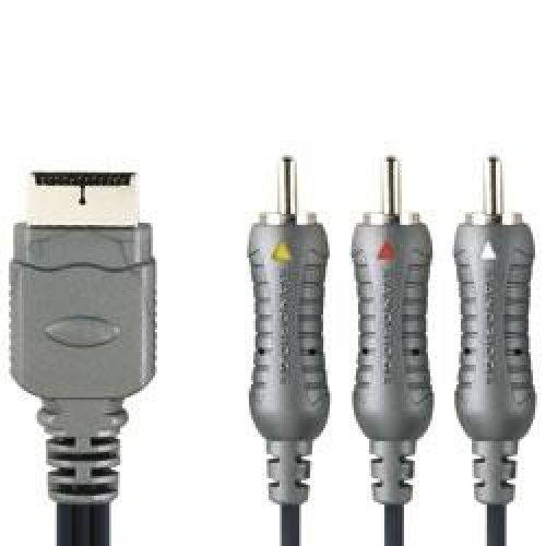 Καλώδιο για playstation 2&3 PL-380 1.8m Prolink