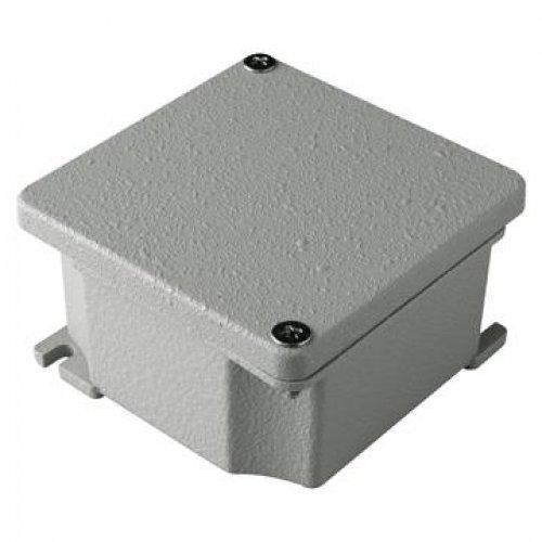 Κουτί μεταλλικό IP66 128X103X57mm GW76292 GEWISS
