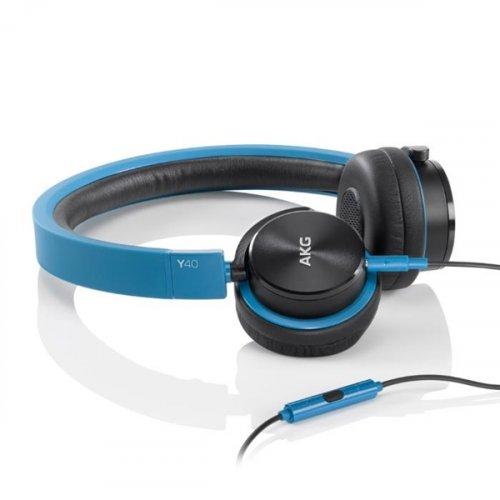 Ακουστικά Y40 Μπλέ AKG