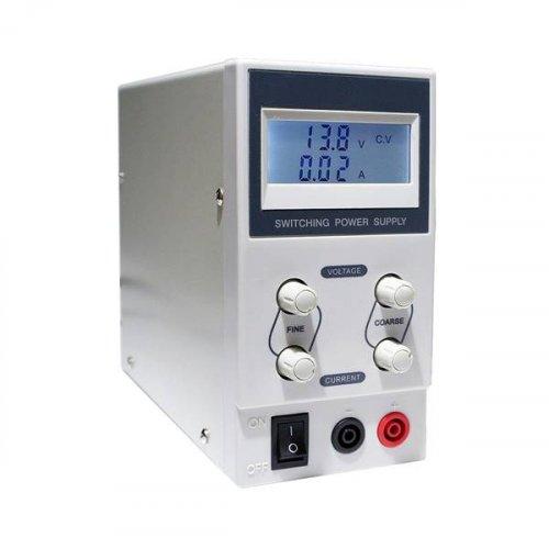 Τροφοδοτικό πάγκου ψηφιακό ρυθμιζόμενο 230V->0-30V DC 0-5A PS-3005