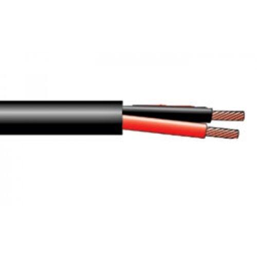 Καλώδιο ηχείων μαύρο 2x1.5mm 46382 Belden