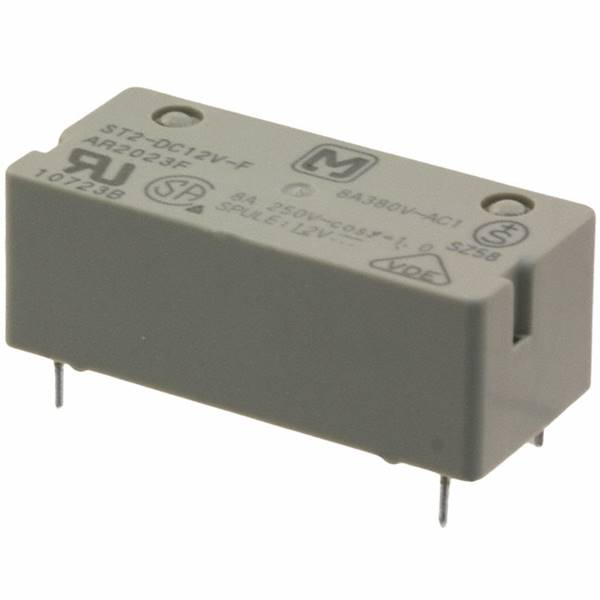 Relay mini 24V 8A DC 2pins ST2-DC24V-F PANASONIC