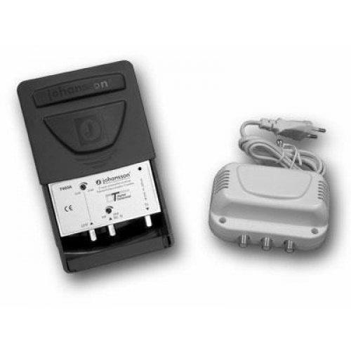 Ενισχυτής ιστού VHF-UHF 7403+2430Α JOHANSSON